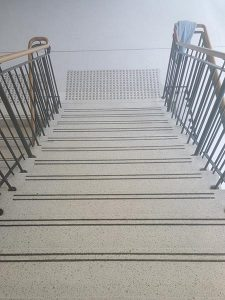 Terrazzo Floor Restoration